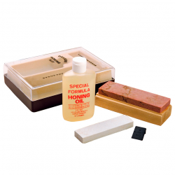 Набор для заточки Gatco®Timberline Natural Arkansas Sharpening Kit GT80005