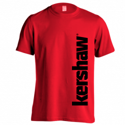Футболка Kershaw Short Sleeve T-Shirt Red KSHIRTKER182